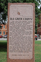 Exploring Oklahoma History: Old Greer County