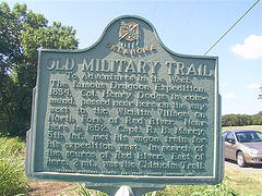 Exploring Oklahoma History: Old Military Trail
