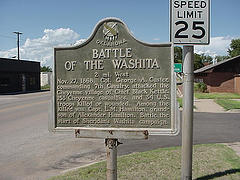 Exploring Oklahoma History: Battle of The Washita