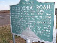 Exploring Oklahoma History: California Road