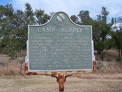 Exploring Oklahoma History: Camp Supply