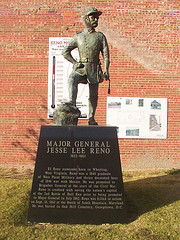 Exploring Oklahoma History: Major General Jesse Lee Reno