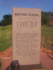 Exploring Oklahoma History: Britton School/Science Hill