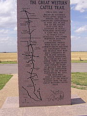Exploring Oklahoma History: The Great Western Cattle Trail