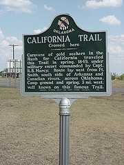 Exploring Oklahoma History: California Trail