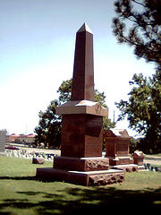Exploring Oklahoma History: Quanah Parker Grave Marker