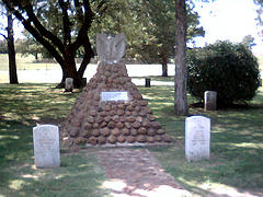 Exploring Oklahoma History: Geronimo Grave Marker