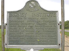Exploring Oklahoma History: Burney Institute