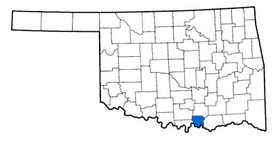 Marshall County, Oklahoma